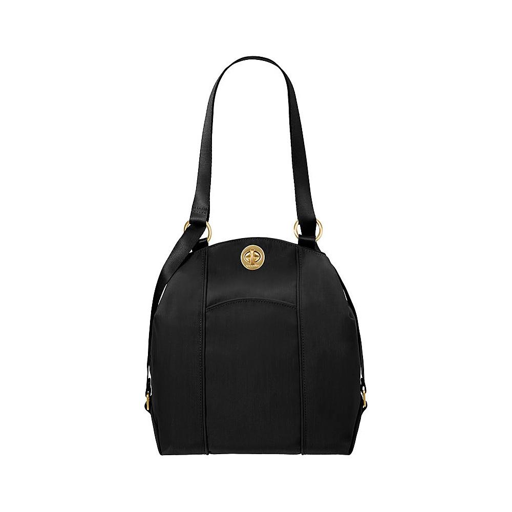 baggallini Mendoza Backpack Black - baggallini Fabric Handbags - Handbags, Fabric Handbags