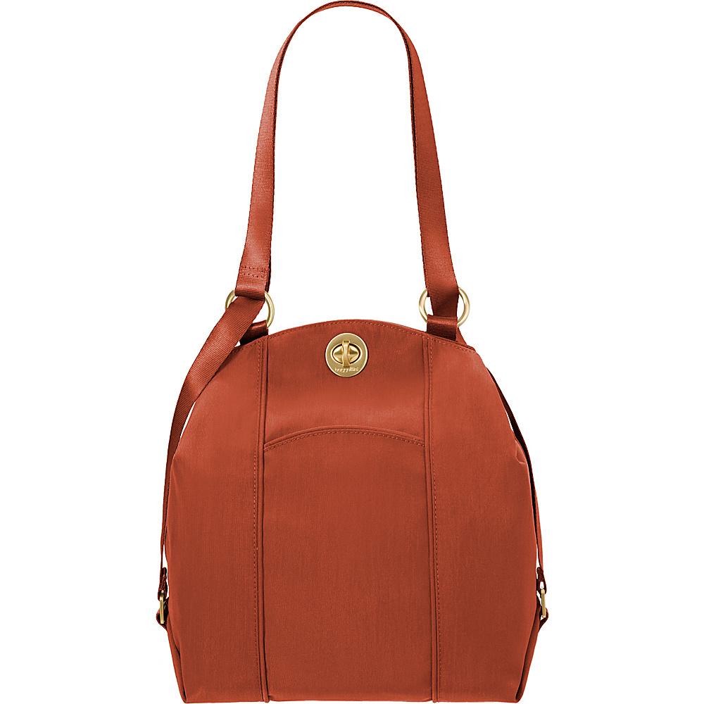 baggallini Mendoza Backpack Adobe - baggallini Fabric Handbags - Handbags, Fabric Handbags