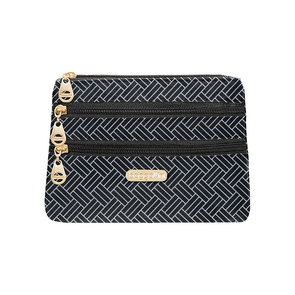baggallini Shanghai 3 Zip Case Basket Weave - baggallini Womens SLG Other - Women's SLG, Women's SLG Other