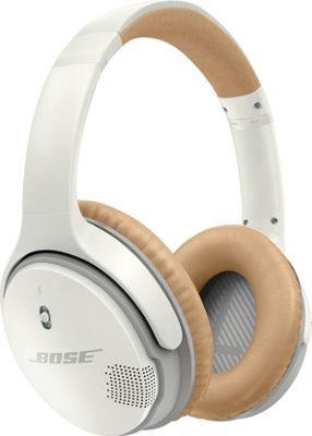 Bose SoundLink Around-ear Wireless Headphones II White - Bose Headphones & Speakers