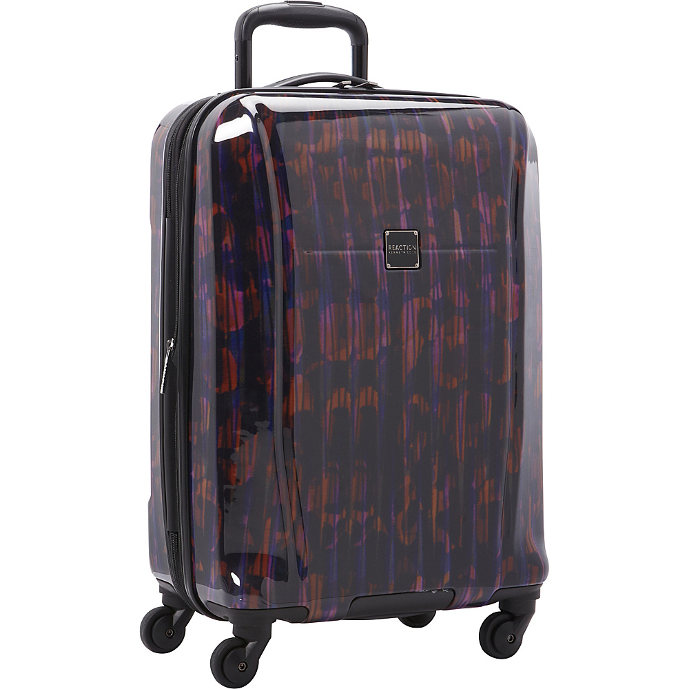 """Kenneth Cole Reaction The Real Collection 20"""" Carry-On Warm Red - Kenneth Cole Reaction Hardside Carry-On"""
