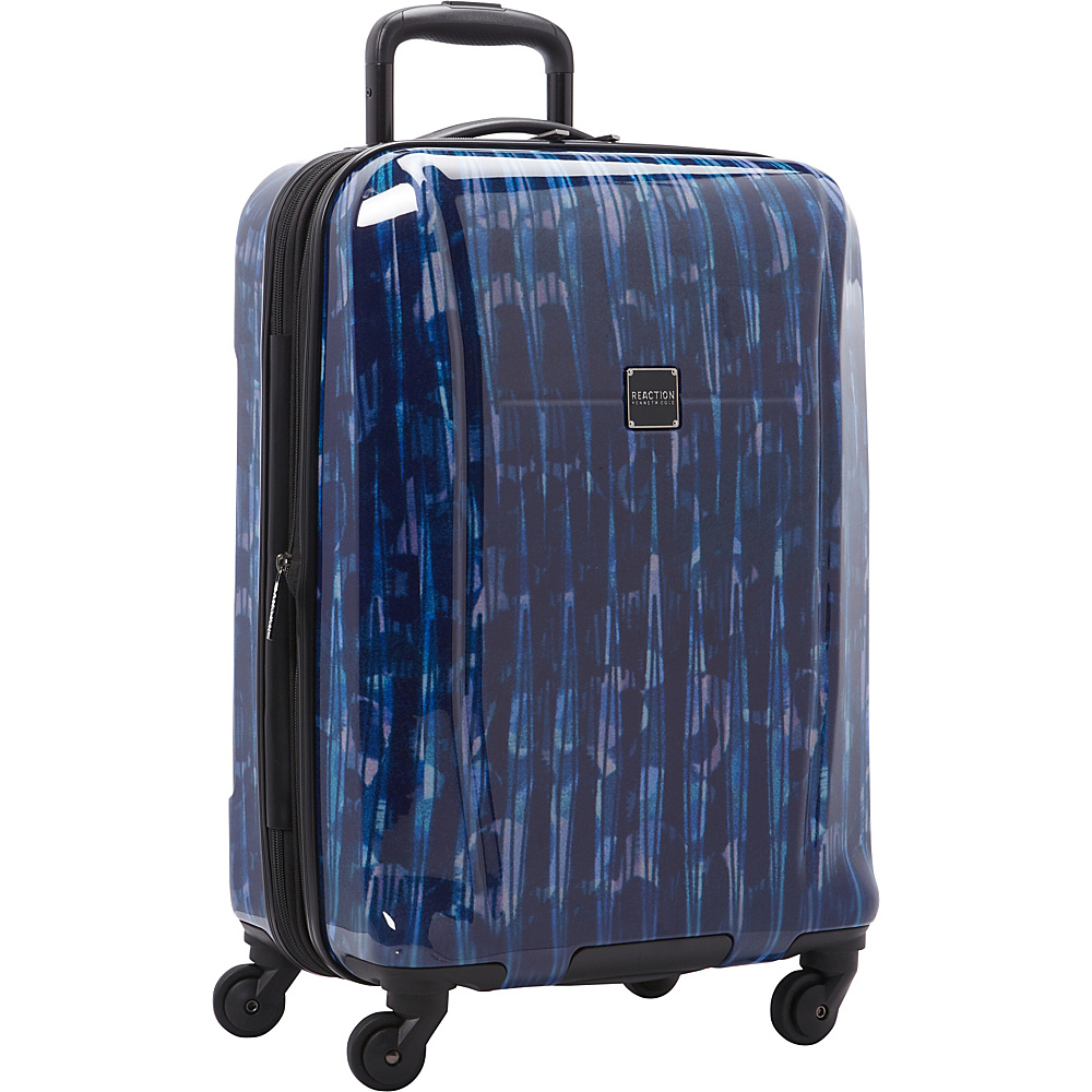 """Kenneth Cole Reaction The Real Collection 20"""" Carry-On Cool Blue - Kenneth Cole Reaction Hardside Luggage"""