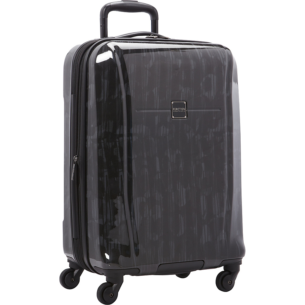 """Kenneth Cole Reaction The Real Collection 20"""" Carry-On Black - Kenneth Cole Reaction Hardside Carry-On"""