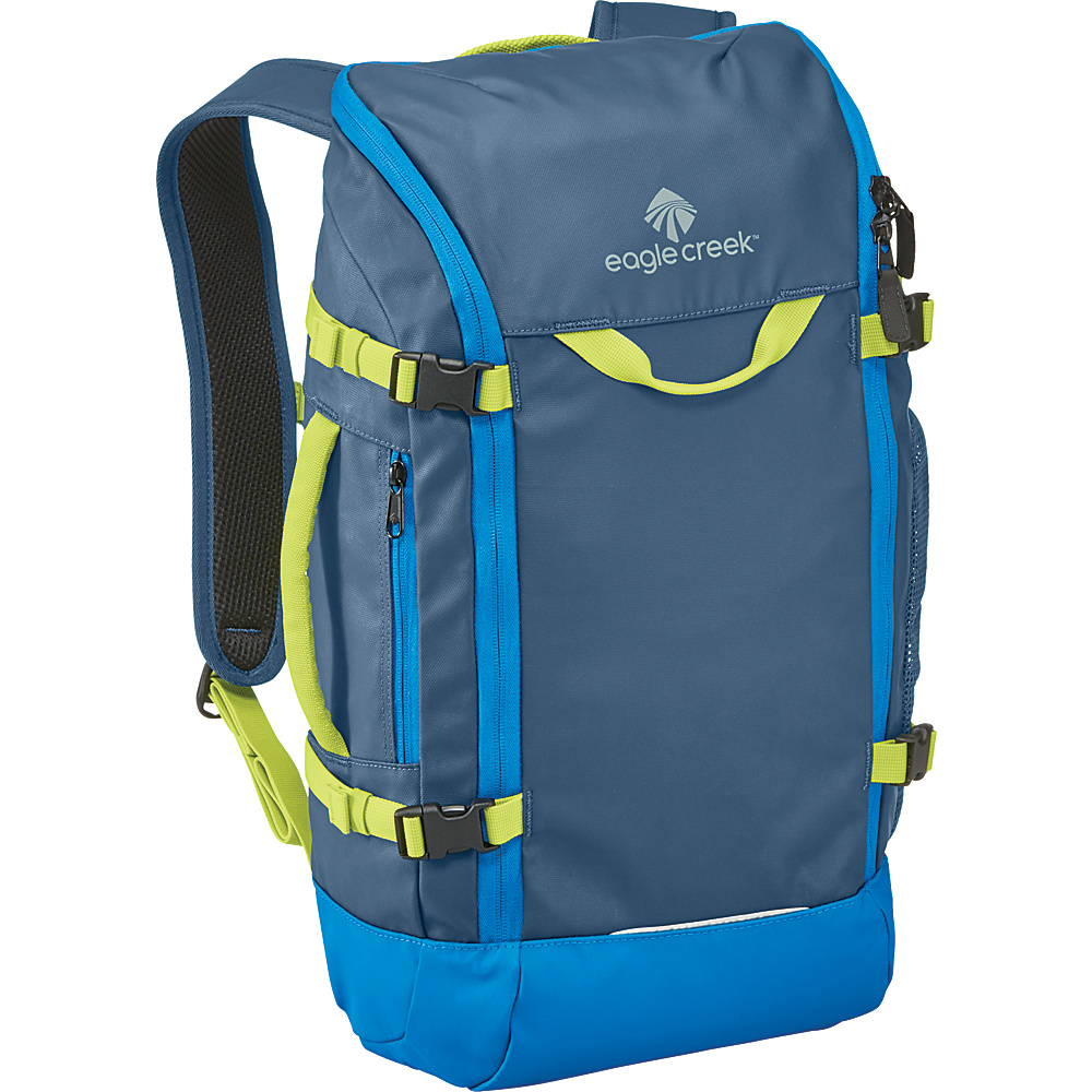 Eagle Creek No Matter What Top Load Backpack Slate Blue - Eagle Creek Business & Laptop Backpacks - Backpacks, Business & Laptop Backpacks