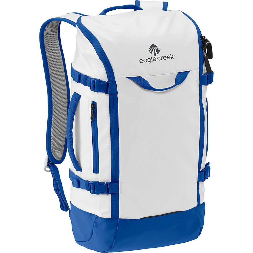 Eagle Creek No Matter What Top Load Backpack White/Cobalt - Eagle Creek Business & Laptop Backpacks - Backpacks, Business & Laptop Backpacks