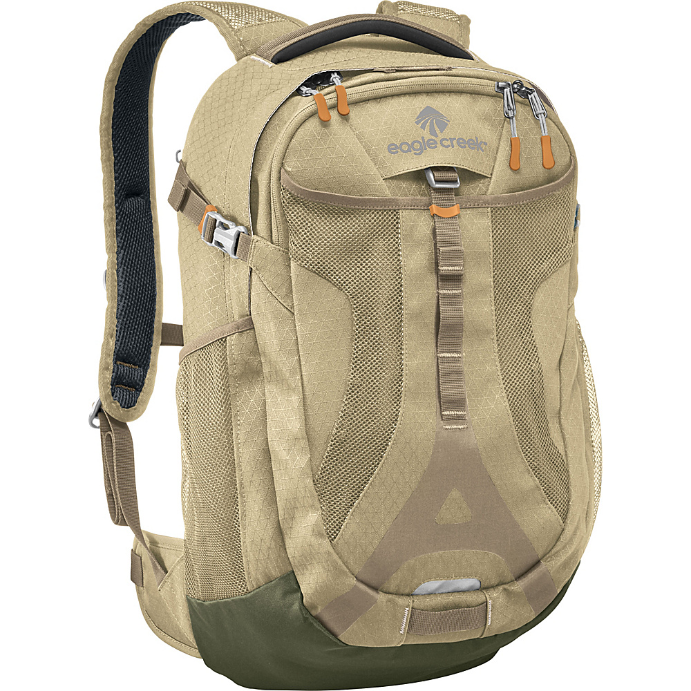Eagle Creek Afar Backpack Tan/Olive - Eagle Creek Business & Laptop Backpacks - Backpacks, Business & Laptop Backpacks