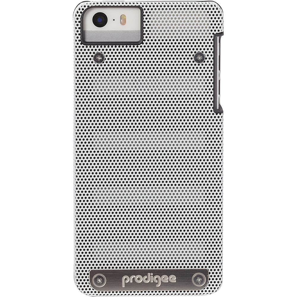 Prodigee Network Case for iPhone 5 5s SE Silver Prodigee Electronic Cases