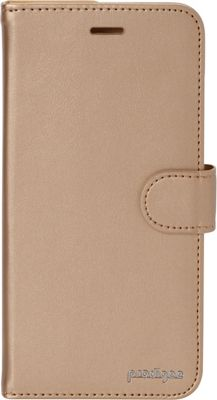 Prodigee Prodigee Wallegee Case for iPhone 6 Plus/6s Plus Gold - Prodigee Electronic Cases