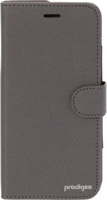 Prodigee Prodigee Wallegee Case for iPhone 6 Plus/6s Plus Grey - Prodigee Electronic Cases