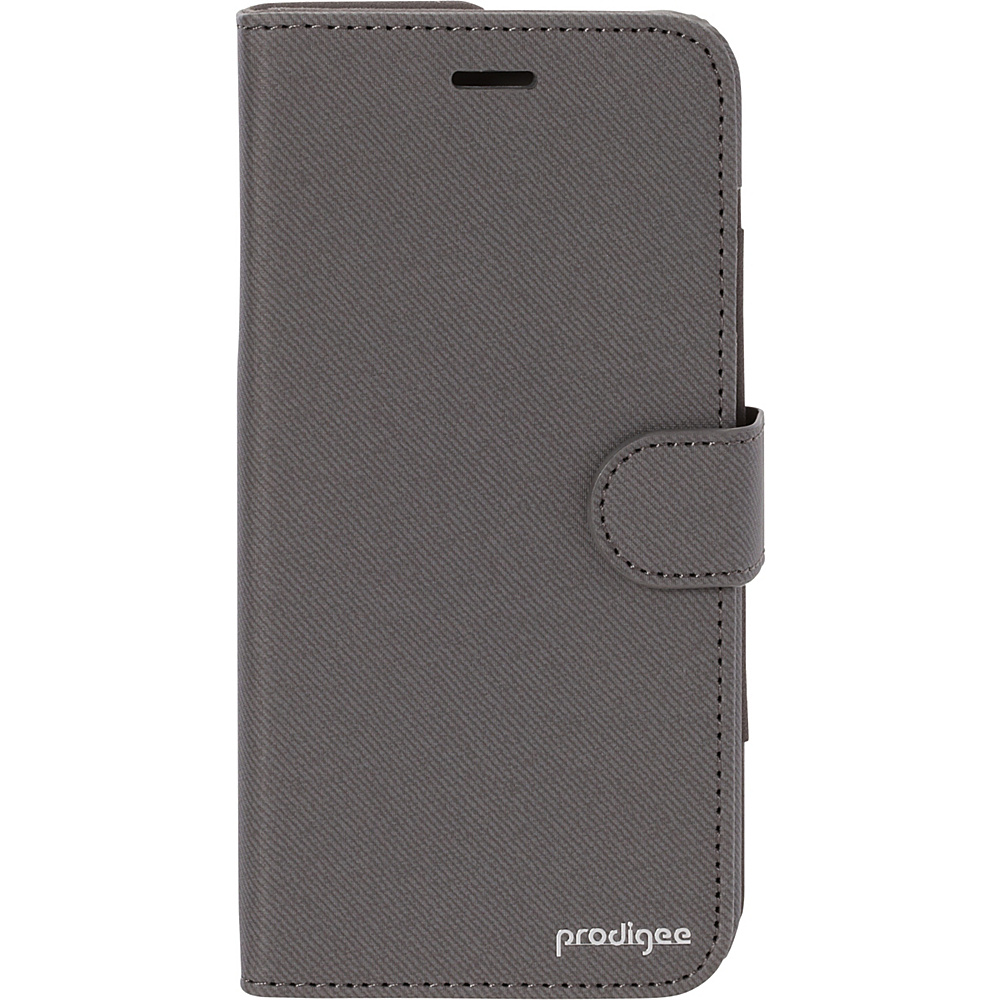 Prodigee Wallegee Case for iPhone 6 Plus 6s Plus Grey Prodigee Electronic Cases