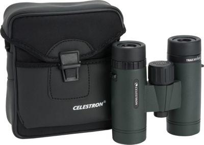 Celestron TrailSeeker 10x32 Binocular Green - Celestron Binoculars, Telescopes & Optics