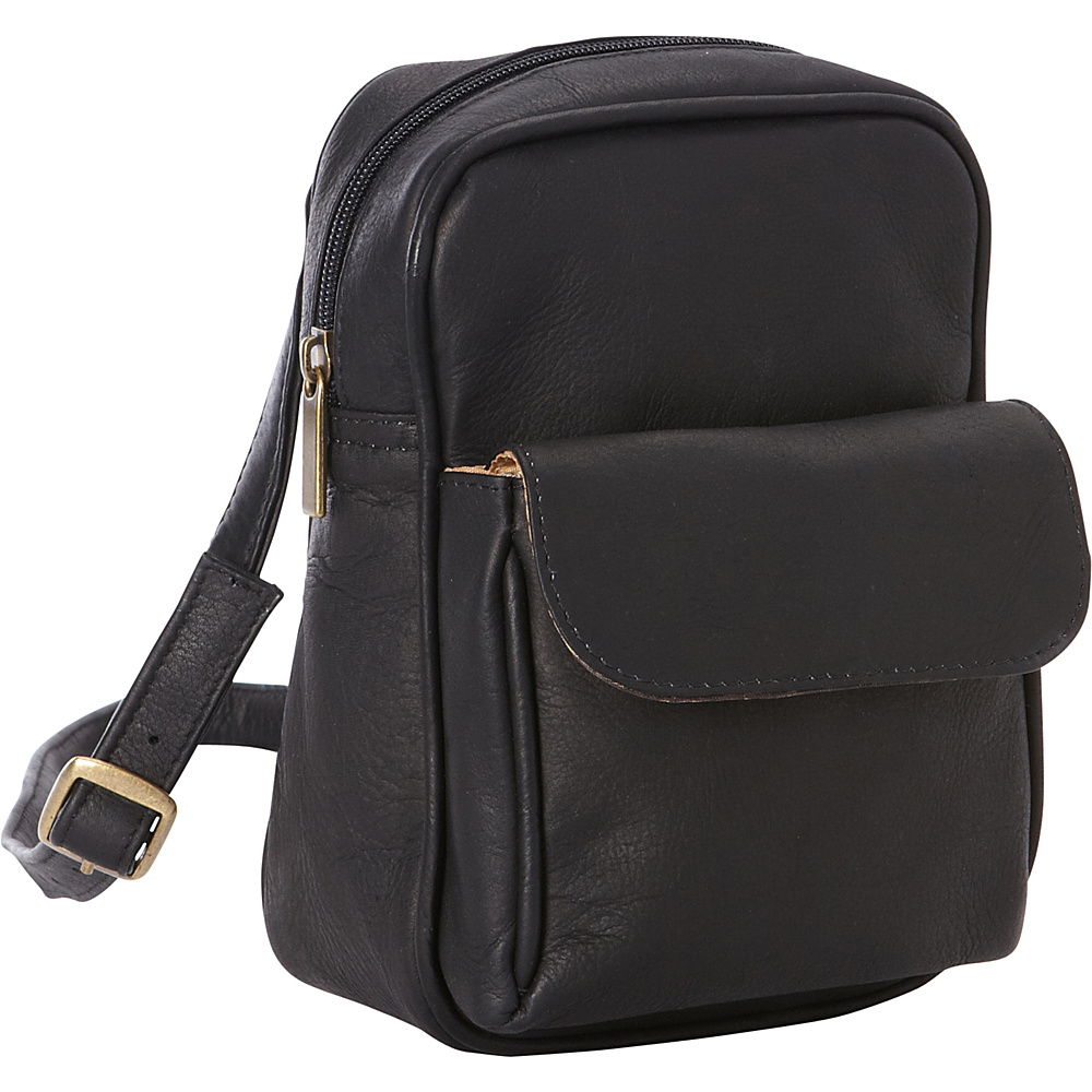 Le Donne Leather All City Excursion Bag Black - Le Donne Leather Other Mens Bags - Work Bags & Briefcases, Other Men's Bags