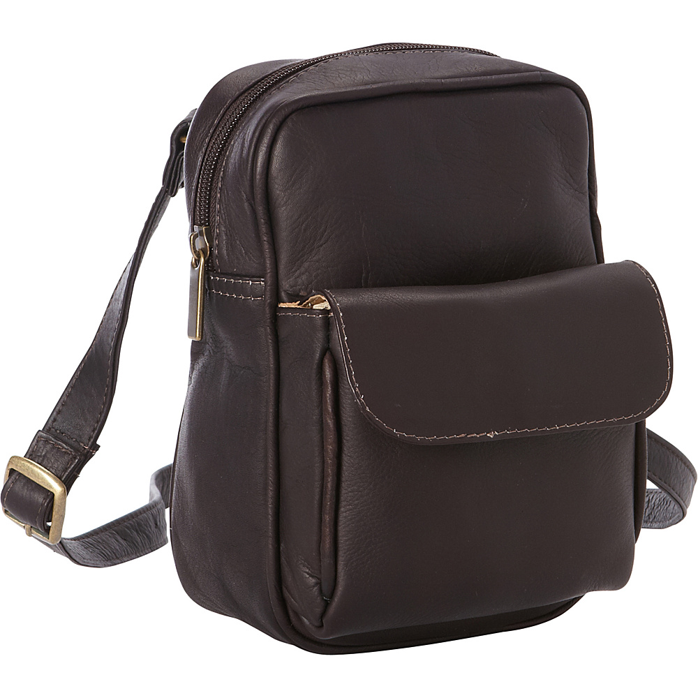 Le Donne Leather All City Excursion Bag Cafe - Le Donne Leather Other Mens Bags - Work Bags & Briefcases, Other Men's Bags