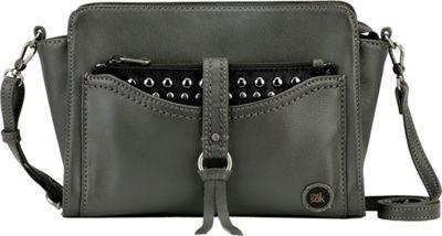The Sak Sonora Phone Charging Crossbody Slate Studs - The Sak Leather Handbags