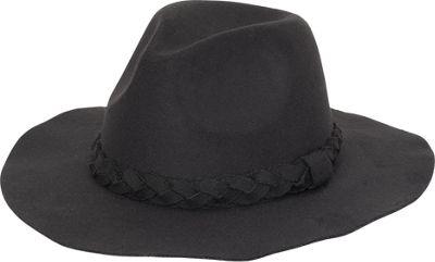 Adora Hats Fashion Safari Hat One Size - Black - Adora Hats Hats