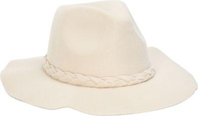 Adora Hats Fashion Safari Hat One Size - Ivory - Adora Hats Hats