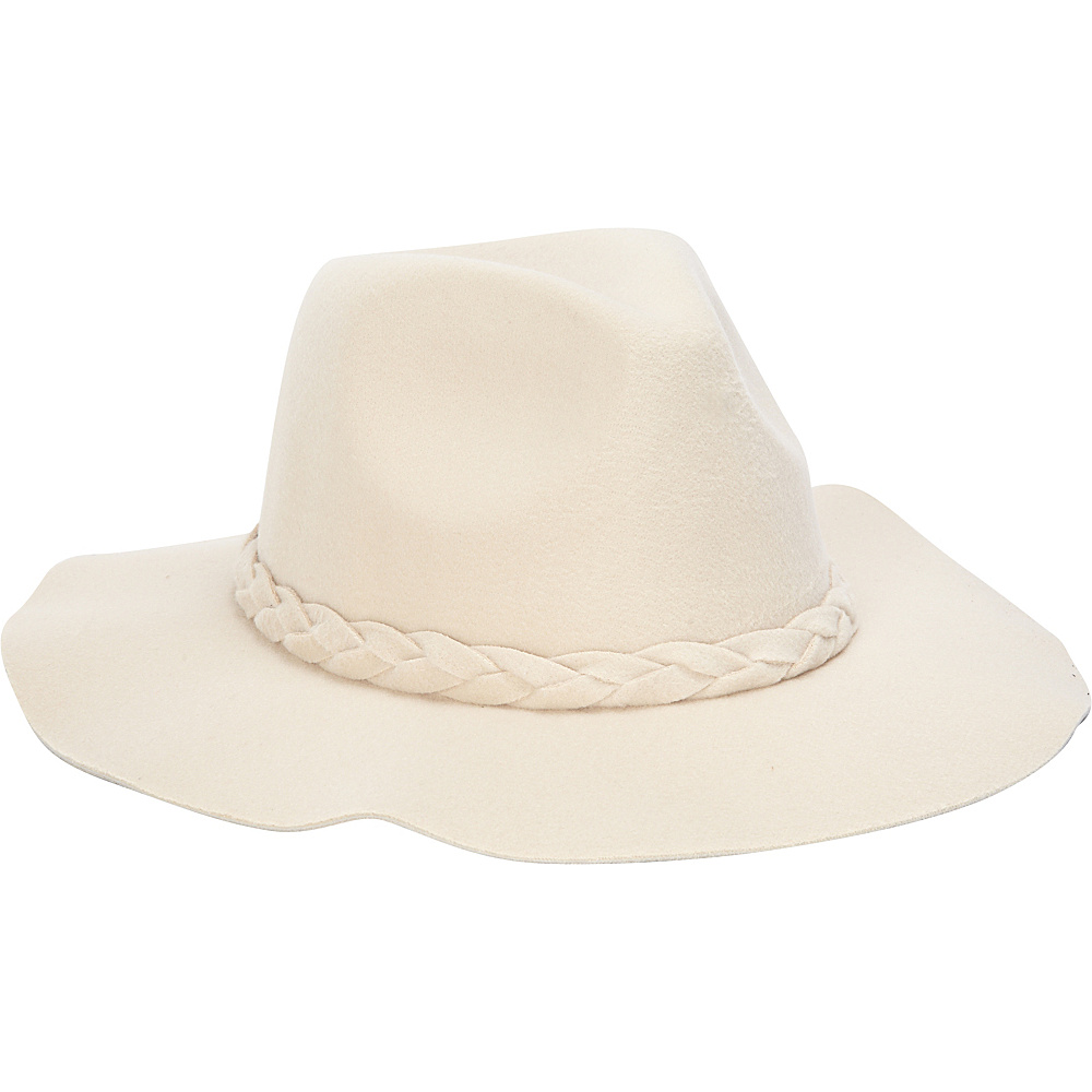 Adora Hats Fashion Safari Hat Ivory Adora Hats Hats Gloves Scarves