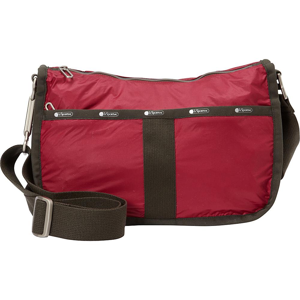 LeSportsac Essential Hobo Cherries Jubilee C LeSportsac Fabric Handbags