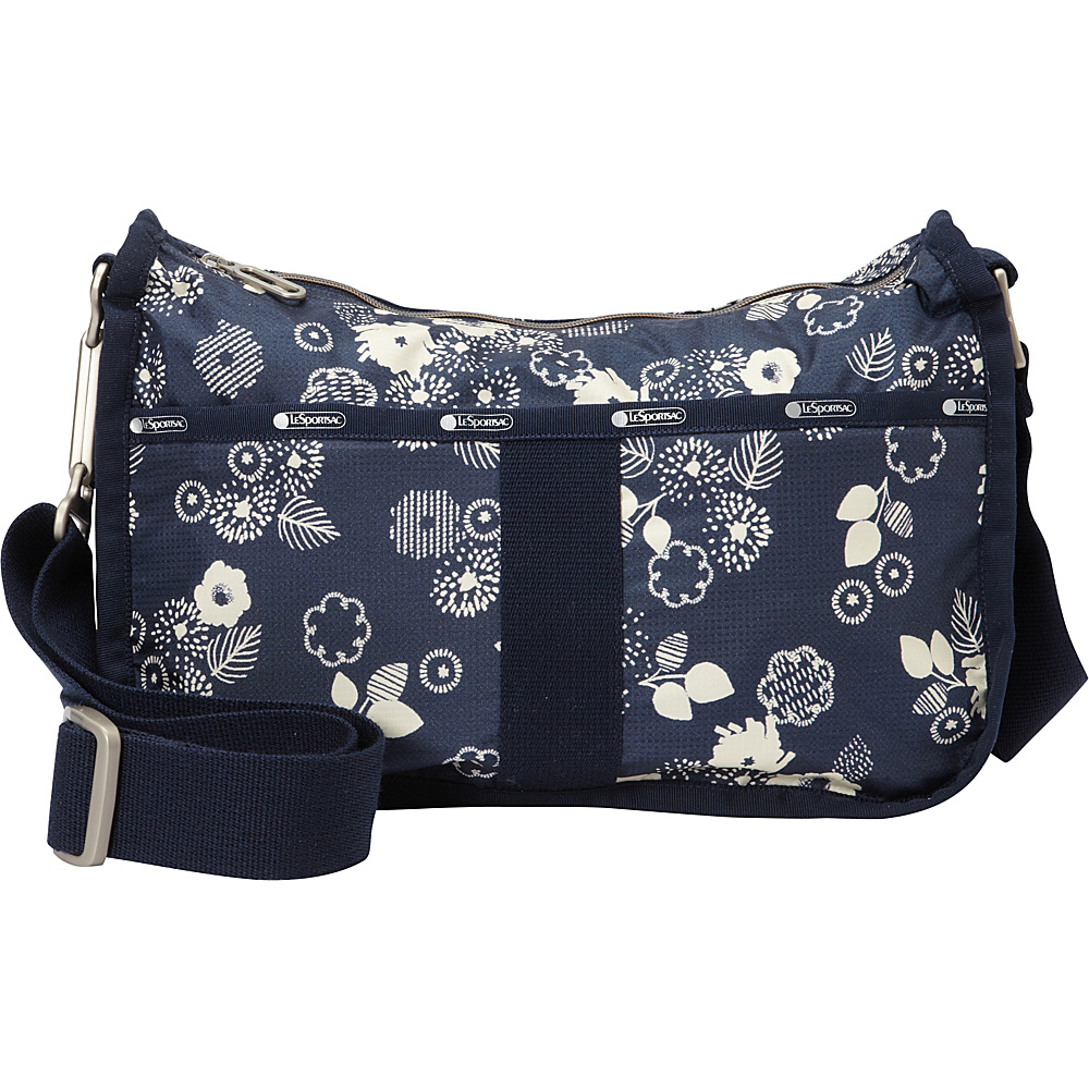 LeSportsac Essential Hobo Autumn Floral C LeSportsac Fabric Handbags