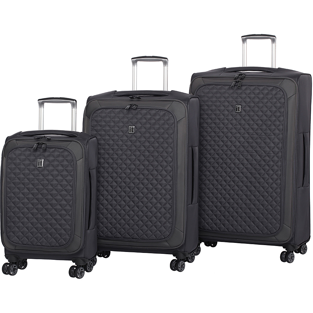 it luggage Quilt-Lite 8 Wheel 3 Piece Set Magnet - it luggage Luggage Sets