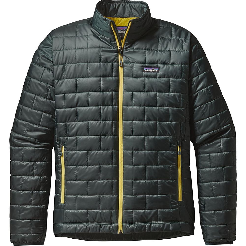 Patagonia Mens Nano Puff Jacket XS - Carbon - Patagonia Mens Apparel - Apparel & Footwear, Men's Apparel