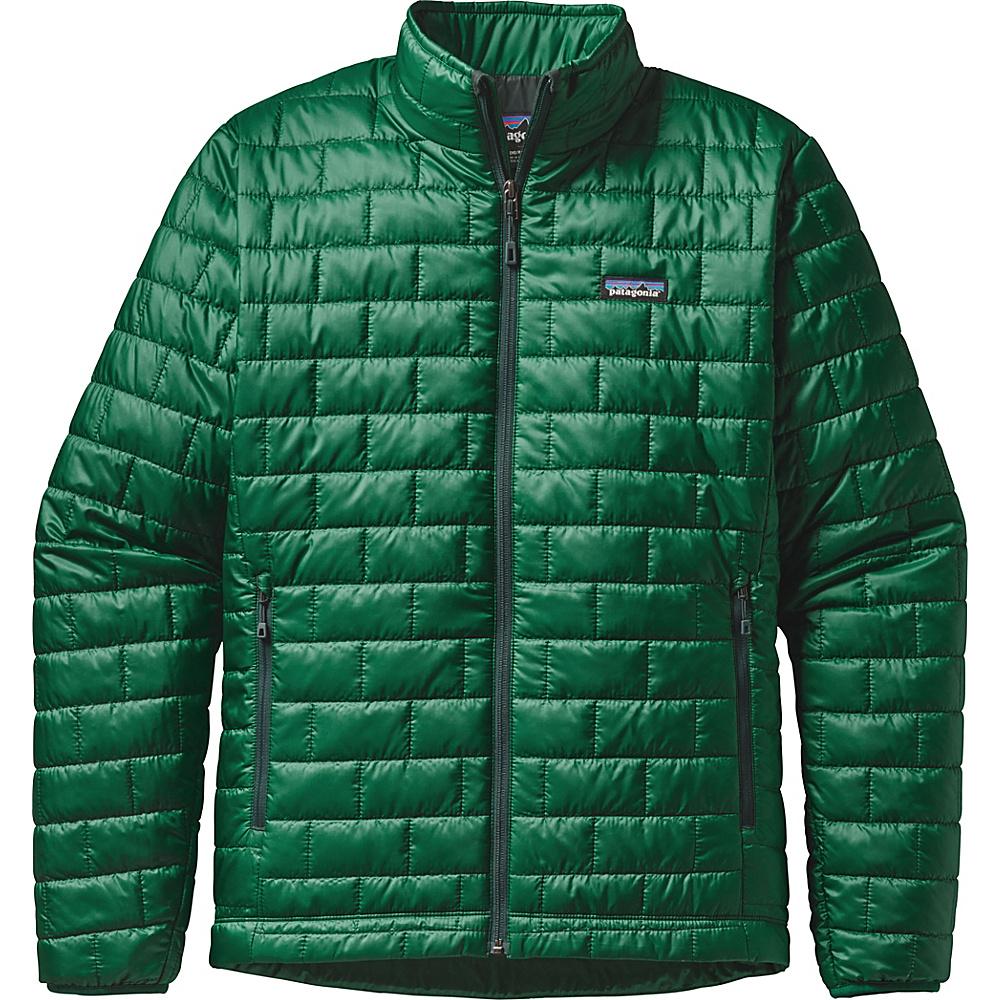 Patagonia Mens Nano Puff Jacket S - Legend Green - Patagonia Mens Apparel - Apparel & Footwear, Men's Apparel