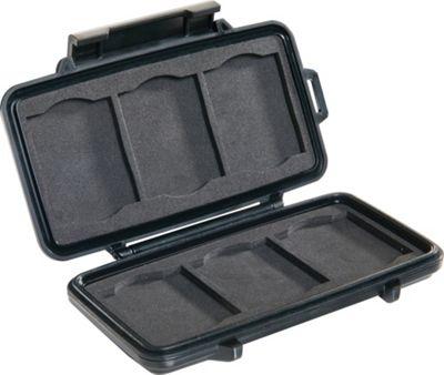 Pelican 0940-015-110 0945 Case CompactFlash Memory Card Case Black - Pelican Camera Accessories