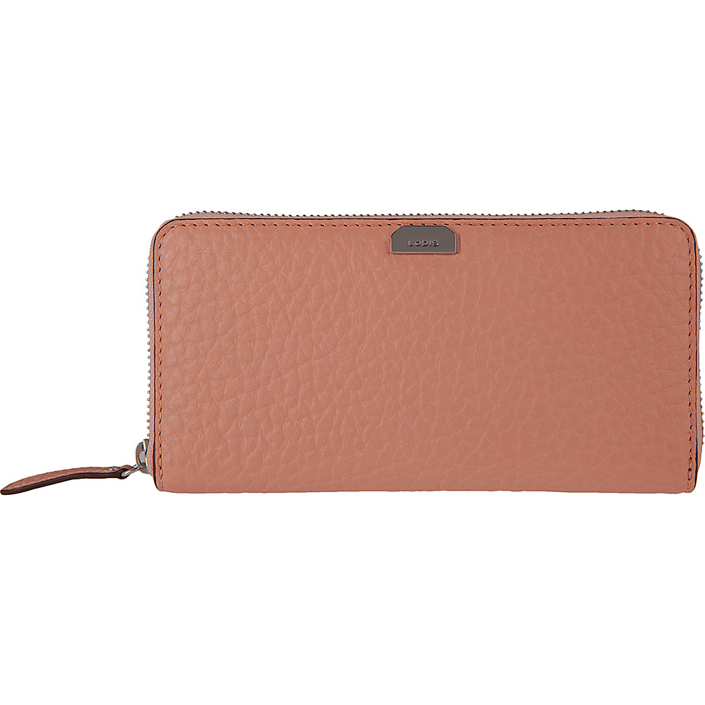 Lodis Borrego Under Lock and Key Joya Wallet Blush - Lodis Womens Wallets - Women's SLG, Women's Wallets