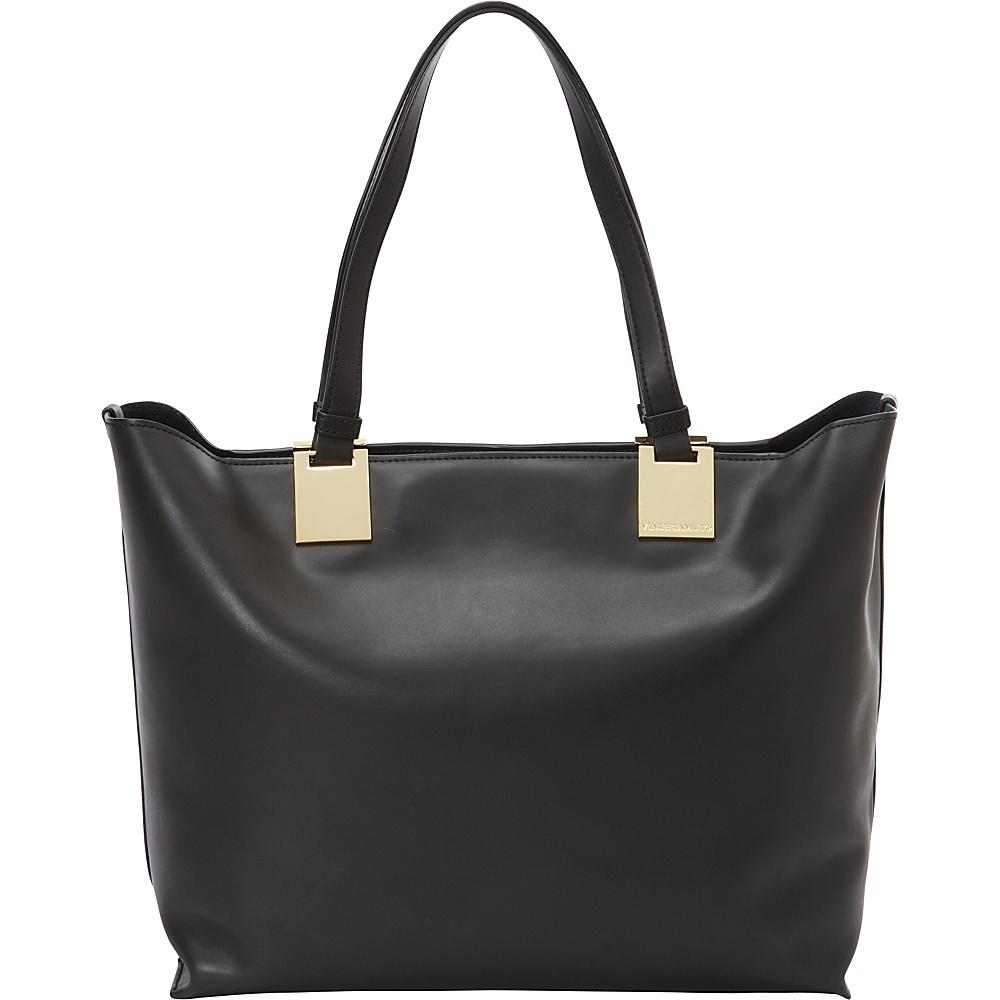 Vince Camuto Keena Tote Black Vince Camuto Designer Handbags