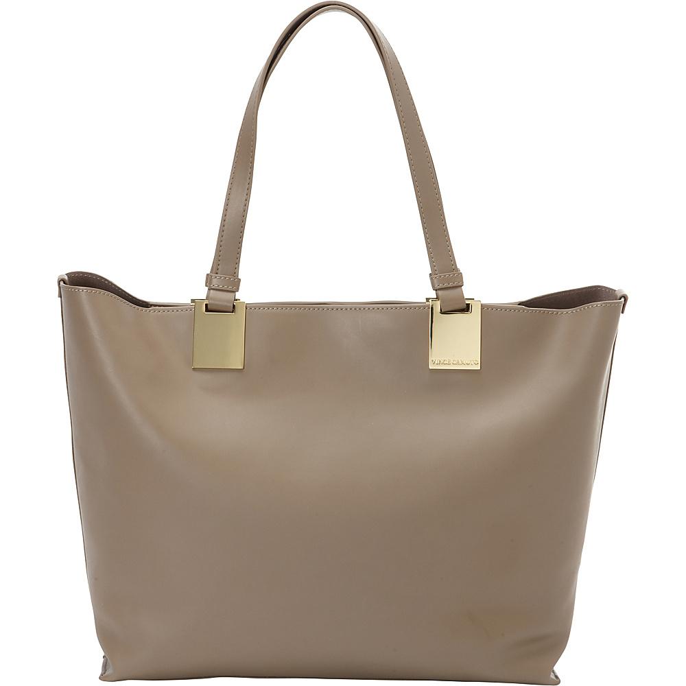 Vince Camuto Keena Tote Smokey Quartz Vince Camuto Designer Handbags