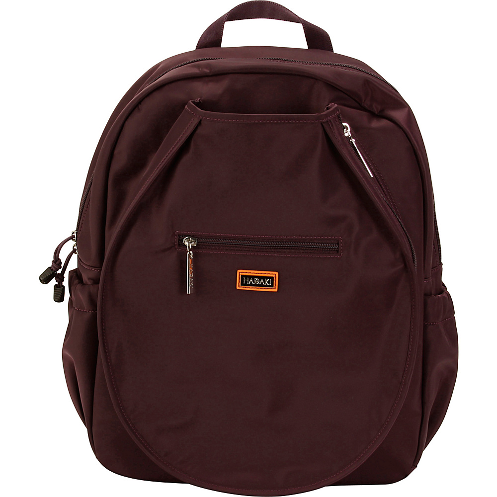 Hadaki Tennis Backpack Plum Perfect Solid - Hadaki Other Sports Bags - Sports, Other Sports Bags