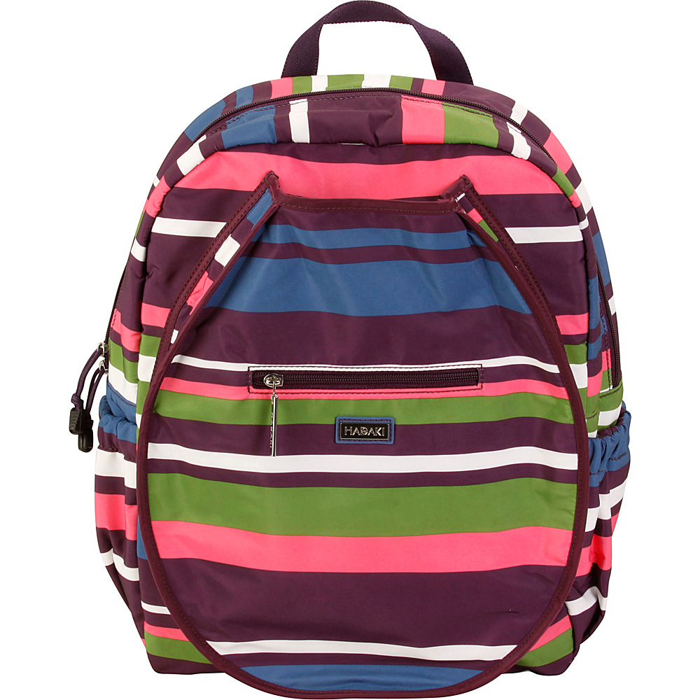 Hadaki Tennis Backpack Stripes - Hadaki Other Sports Bags - Sports, Other Sports Bags