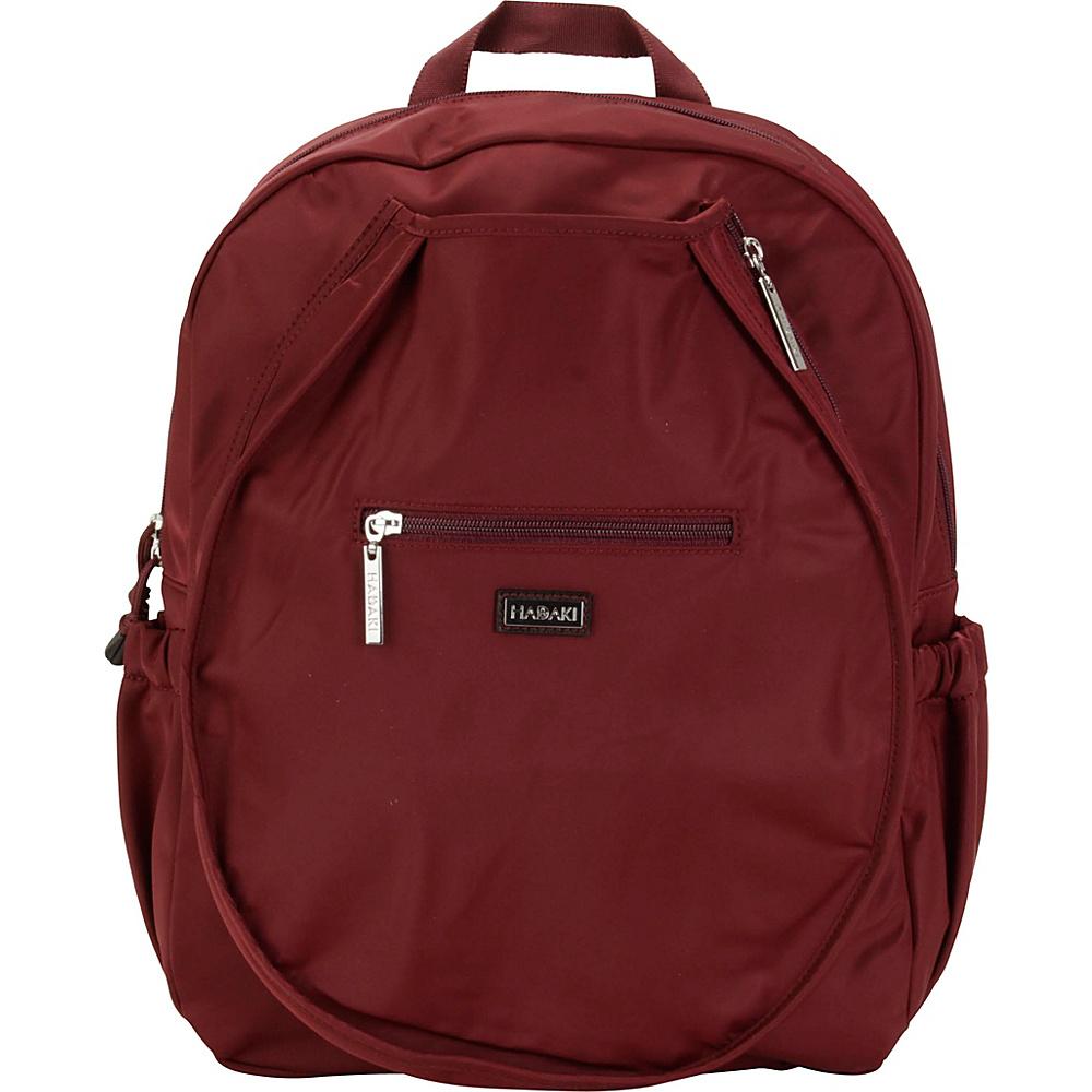 Hadaki Tennis Backpack Wine - Hadaki Other Sports Bags - Sports, Other Sports Bags