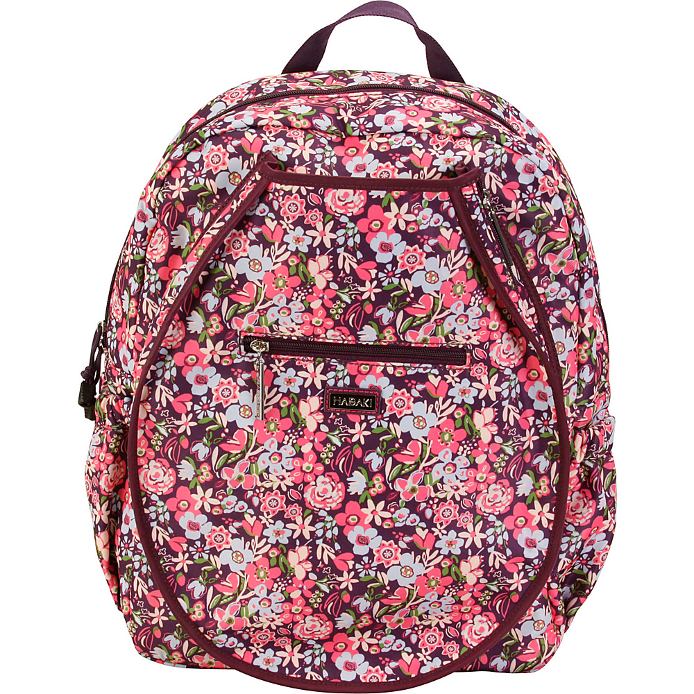 Hadaki Tennis Backpack Blossoms - Hadaki Other Sports Bags - Sports, Other Sports Bags