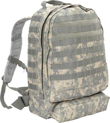 Fox Outdoor 3-Day Assault Pack Terrain Digital - Fox Outdoor Day Hiking Backpacks