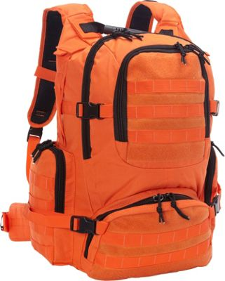 Fox Outdoor Field Operators Action Pack Safety Orange - Fox Outdoor Day Hiking Backpacks