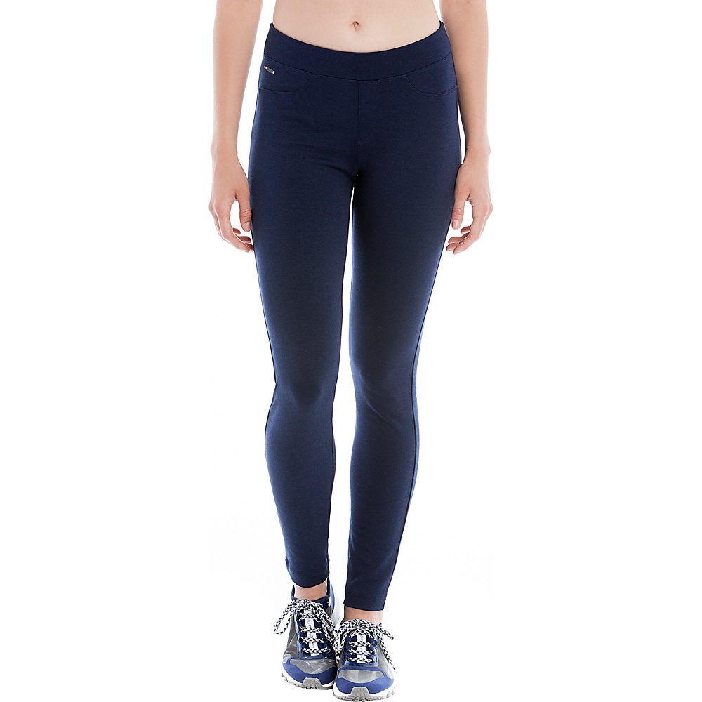 Lole Baggage Leggings XS - Amalfi Blue - Lole Womens Apparel - Apparel & Footwear, Women's Apparel
