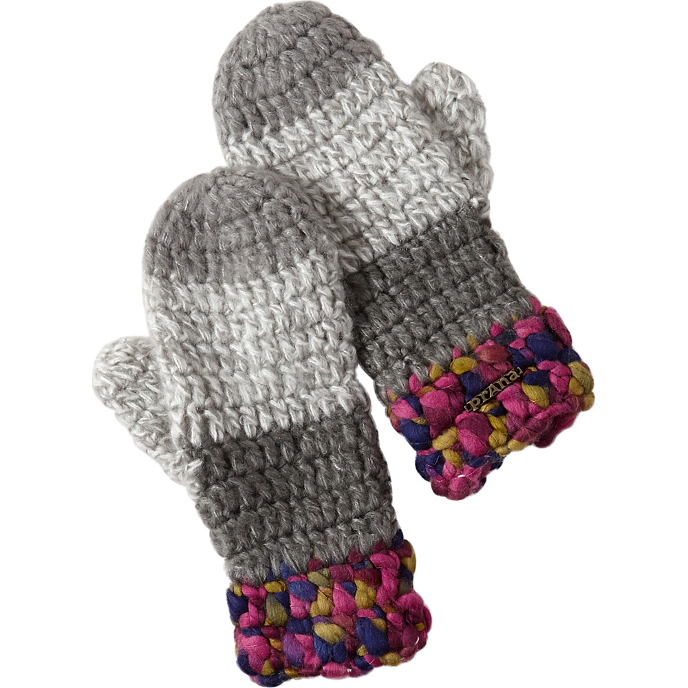 PrAna Joely Mittens One Size - Vivid Viola - PrAna Hats/Gloves/Scarves - Fashion Accessories, Hats/Gloves/Scarves