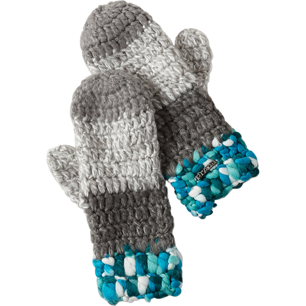 PrAna Joely Mittens One Size - Baltic - PrAna Hats/Gloves/Scarves - Fashion Accessories, Hats/Gloves/Scarves