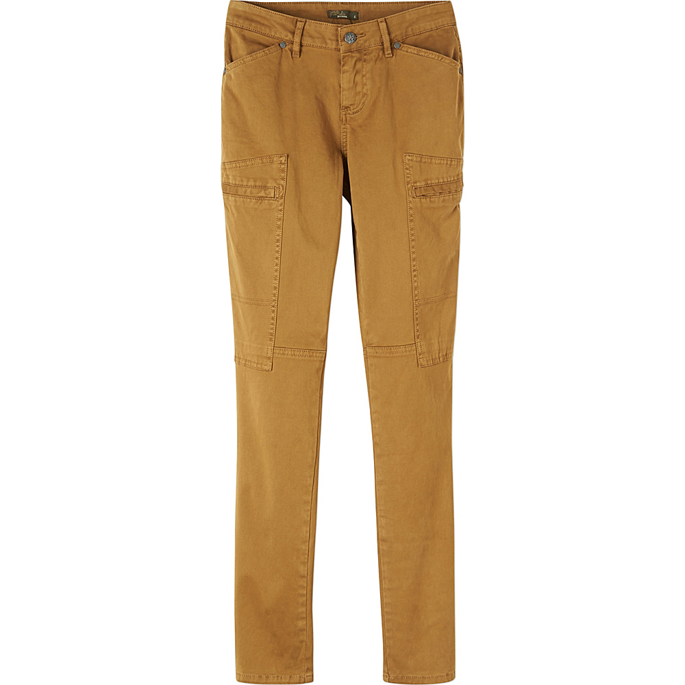 PrAna Louisa Pant Skinny Leg 12 - Tortoise - PrAna Womens Apparel - Apparel & Footwear, Women's Apparel