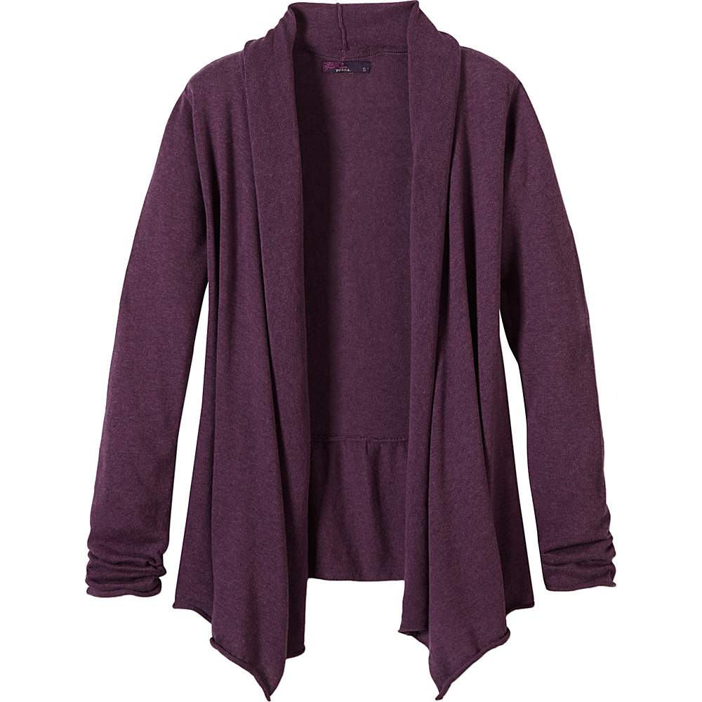 PrAna Georgia Wrap S - Grapevine - PrAna Womens Apparel - Apparel & Footwear, Women's Apparel