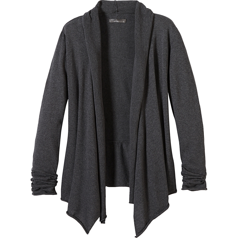 PrAna Georgia Wrap L - Charcoal - PrAna Womens Apparel - Apparel & Footwear, Women's Apparel