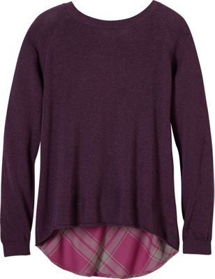 Prana - Natalia Sweater (Grapevine) Women's Sweater