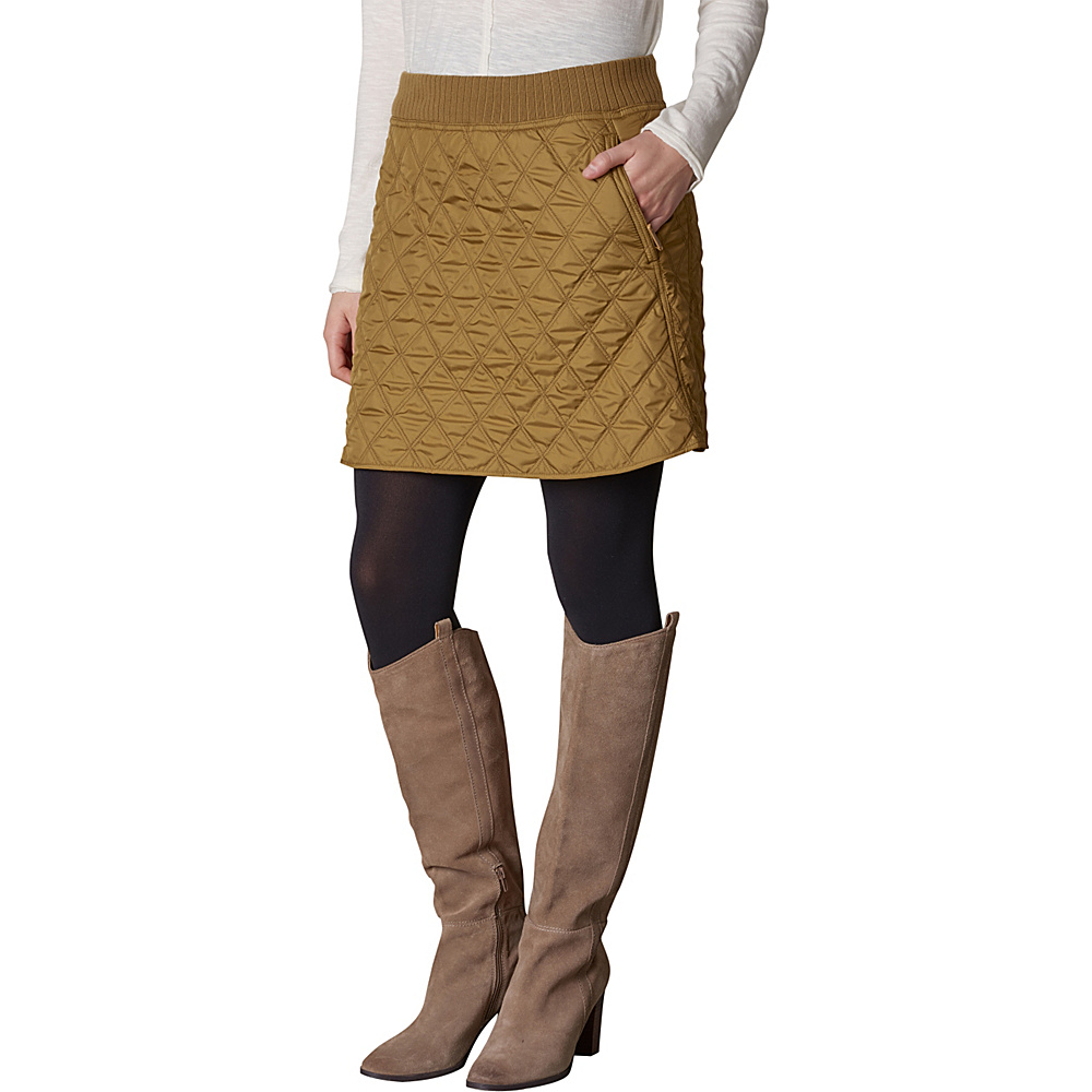 PrAna Diva Skirt XL - Tortoise - PrAna Womens Apparel - Apparel & Footwear, Women's Apparel