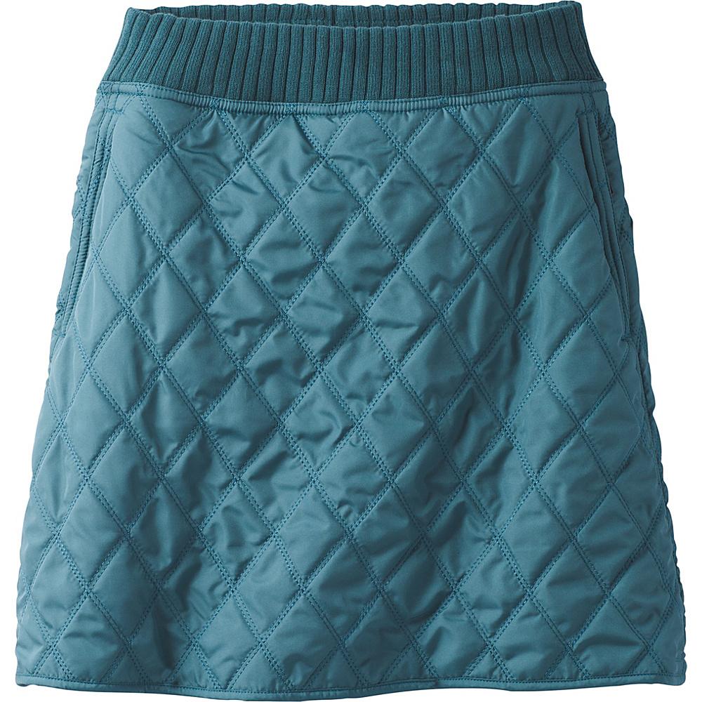 PrAna Diva Skirt L - Deep Balsam - PrAna Womens Apparel - Apparel & Footwear, Women's Apparel