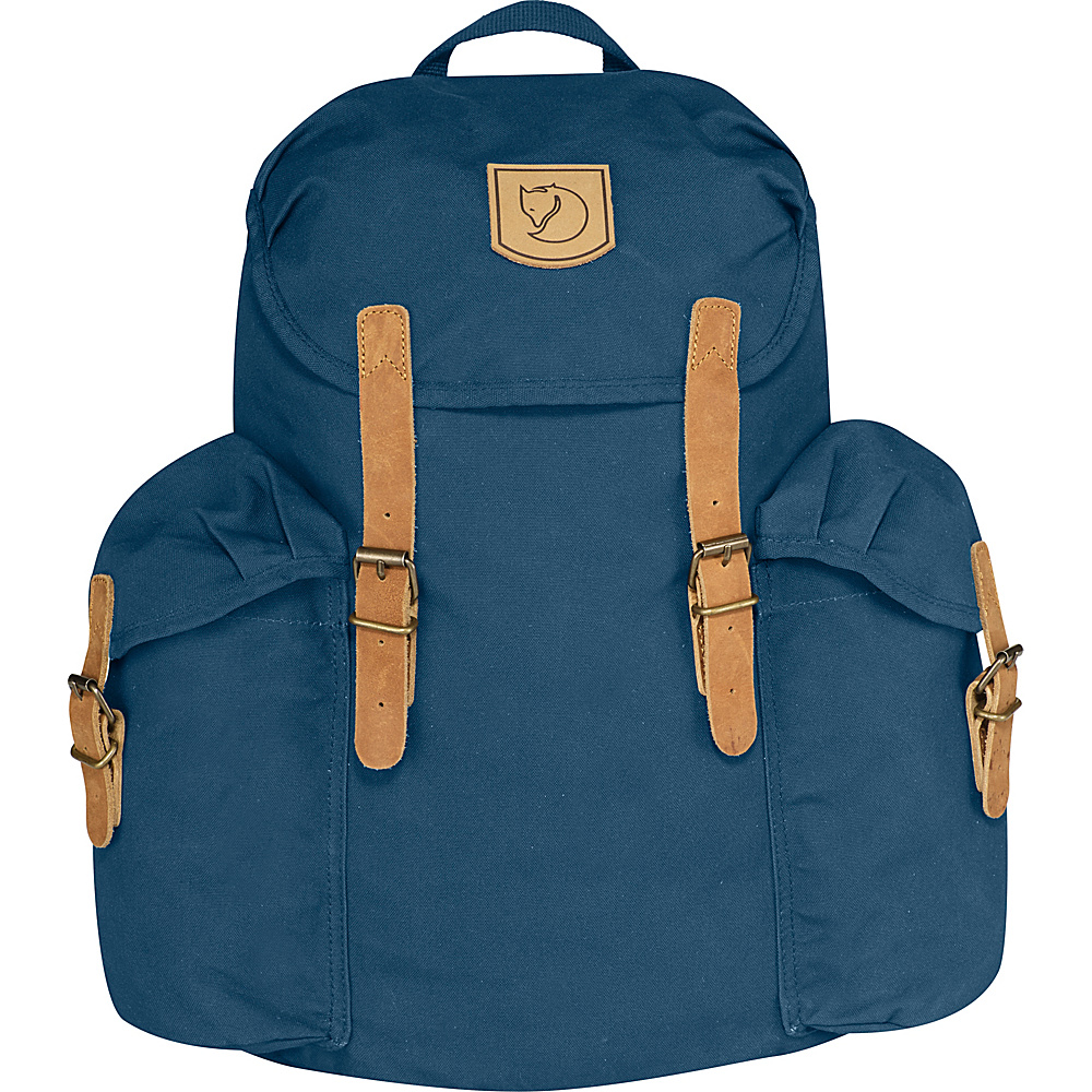 Fjallraven Ovik Backpack 15 Uncle Blue - Fjallraven Everyday Backpacks - Backpacks, Everyday Backpacks