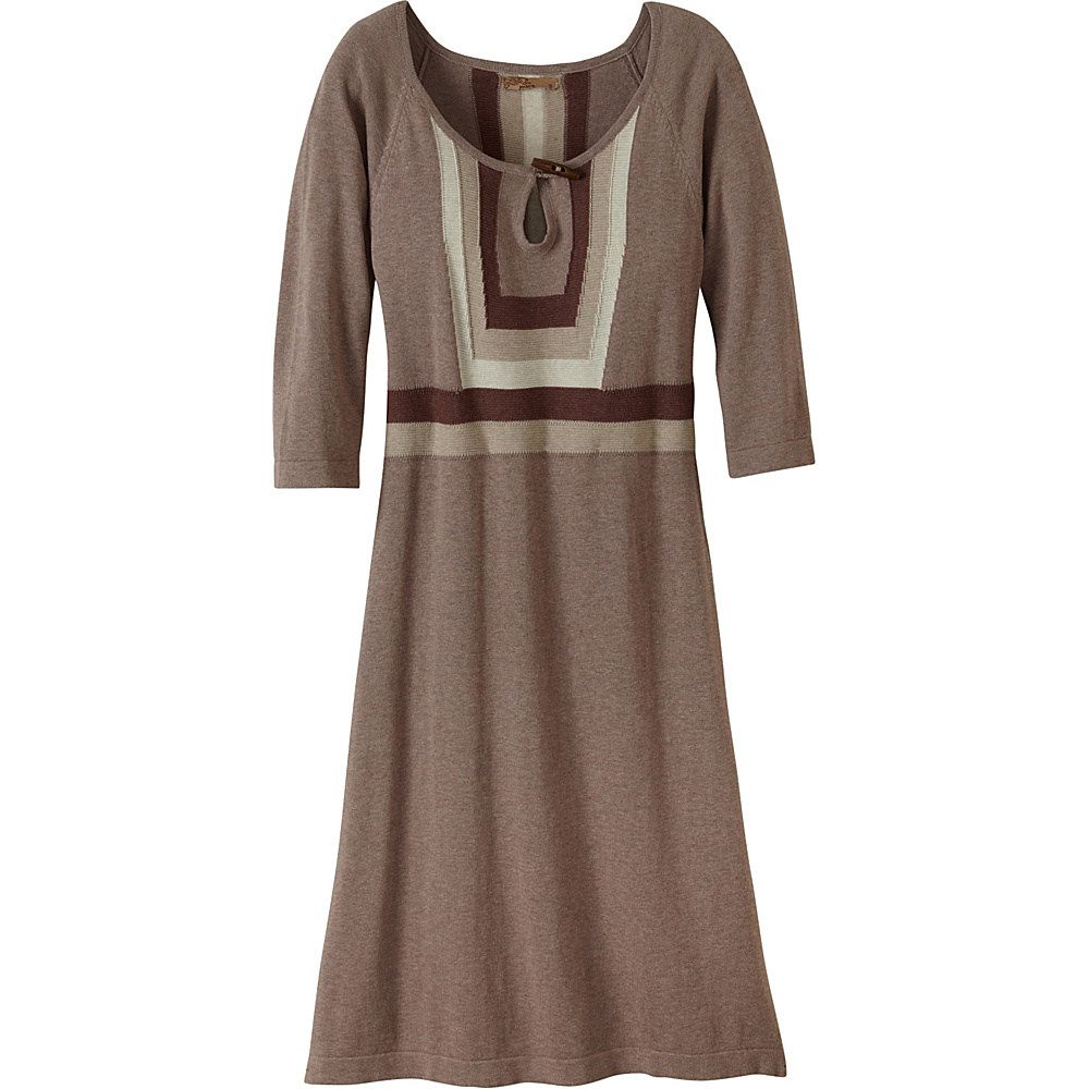 PrAna Yarrah Dress M - Pottery - PrAna Womens Apparel - Apparel & Footwear, Women's Apparel