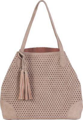 BUCO Grand Metro Tote Taupe - BUCO Manmade Handbags