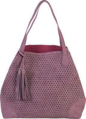 BUCO Grand Metro Tote Bordeaux - BUCO Manmade Handbags