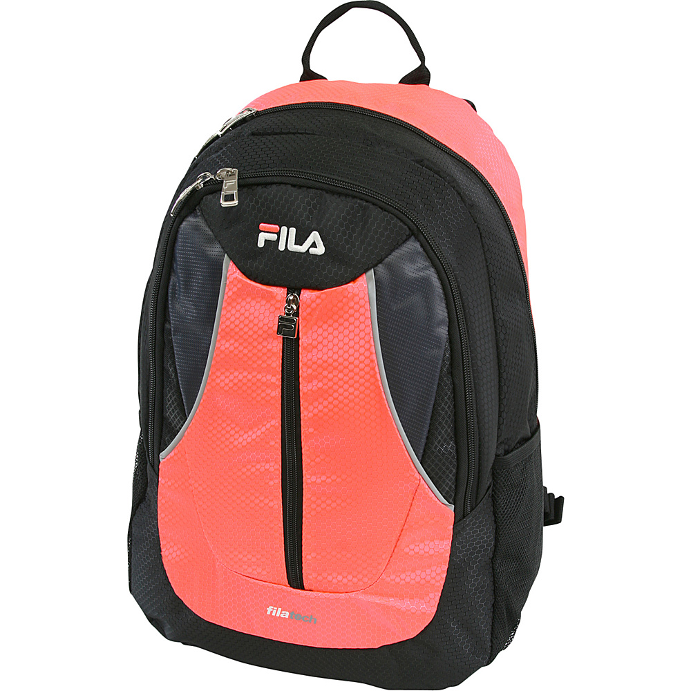 Fila Renegade Tablet and Laptop Backpack Coral Fila Business Laptop Backpacks
